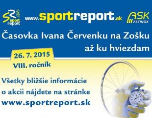 Propozície 2015 Časovky Ivana Červenku na Zošku
