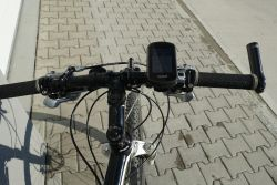 etrex on bike